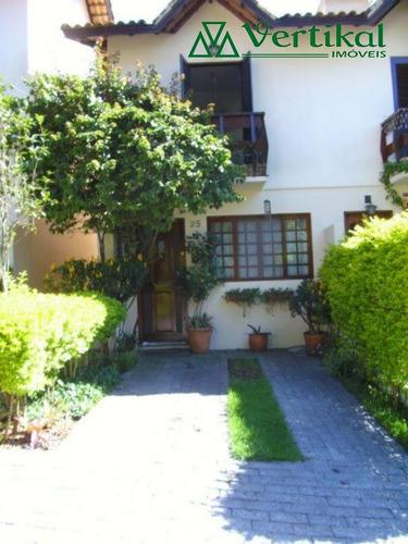casa residencial a venda, vila d italia, granja viana - v-881
