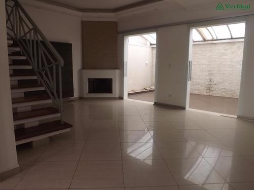 casa residencial a venda, villas da granja, granja viana - v-2911