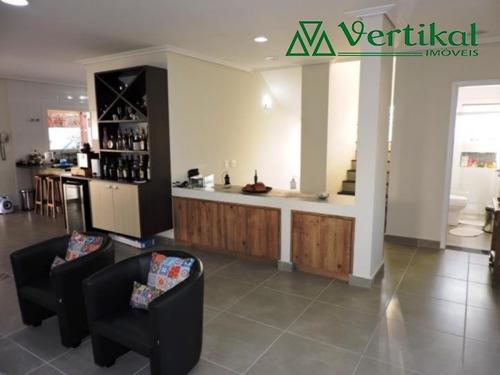 casa residencial a venda, vintage, granja viana - v-2695