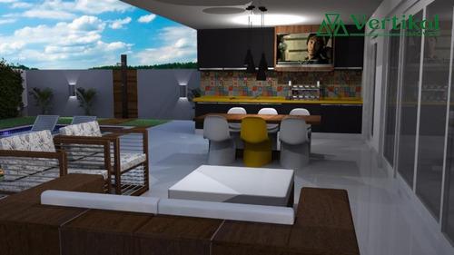 casa residencial a venda, vintage - granja viana. - v-2732