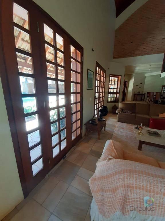 casa residencial com 4 suìtes à venda, jardim canadá, ribeirão preto. - ca0964