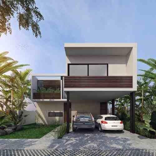 casa residencial con excelente ubicación en playa del carmen p2073