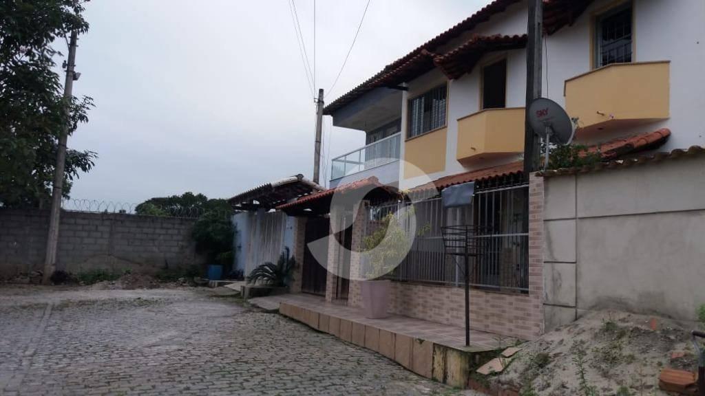 casa residencial de 4 quartos à venda, centro (manilha), itaboraí. - ca1580