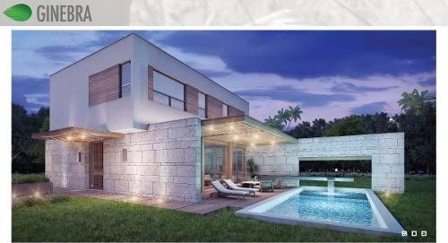 casa residencial de lujo playa del carmen selva cenote nuevo