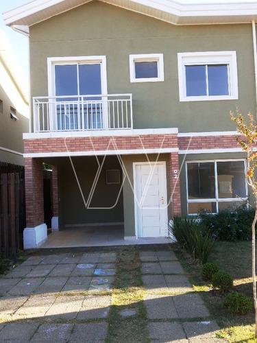 casa residencial em campinas - sp, barão geraldo - ca00664