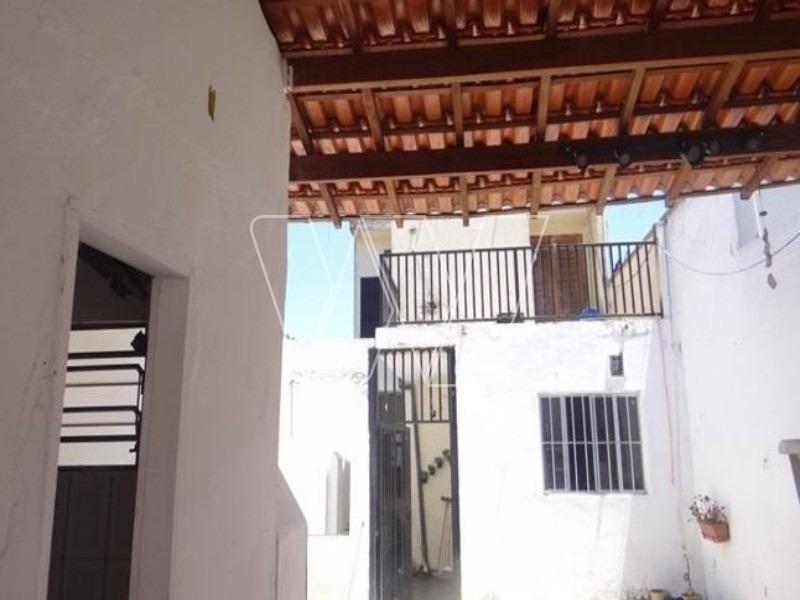 casa residencial em campinas - sp, bosque - ca00747