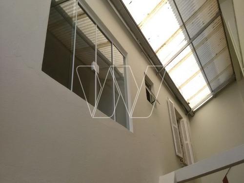 casa residencial em campinas - sp, botafogo - ca00880