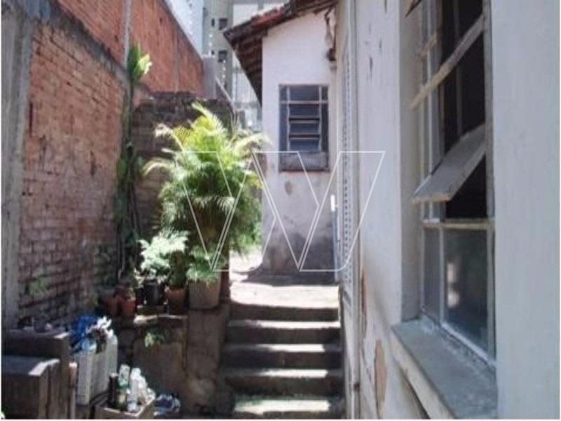 casa residencial em campinas - sp, centro - ca00702