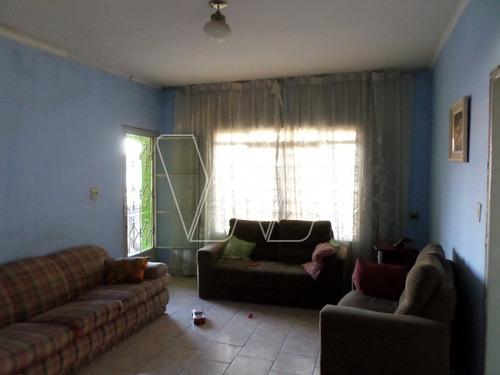 casa residencial em campinas - sp, jardim aurelia - ca00768