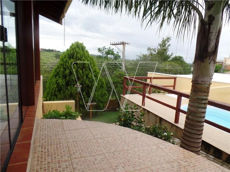 casa residencial em campinas - sp, jardim botânico - ca00777