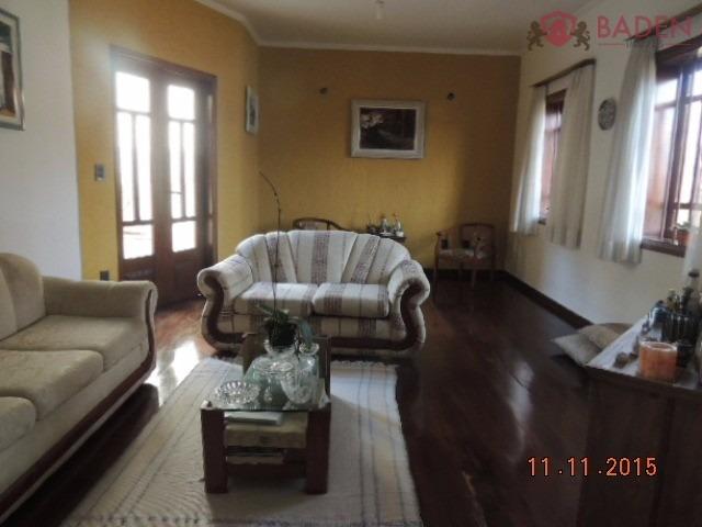 casa residencial em campinas - sp, jardim chapadao - ca00511