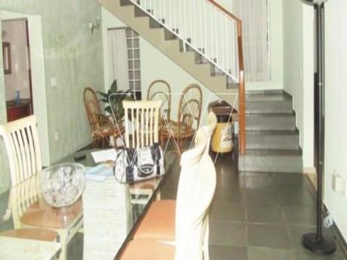 casa residencial em campinas - sp, jardim chapadão - ca00701