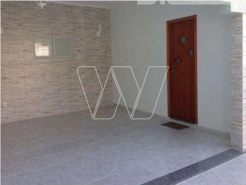 casa residencial em campinas - sp, jardim flamboyant - ca00853
