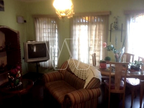 casa residencial em campinas - sp, jardim flamboyant - ca00857