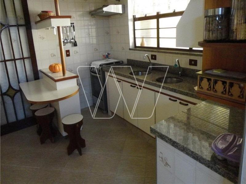 casa residencial em campinas - sp, jardim magnólia - ca00733