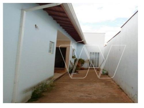 casa residencial em campinas - sp, jardim santa genebra - ca00744
