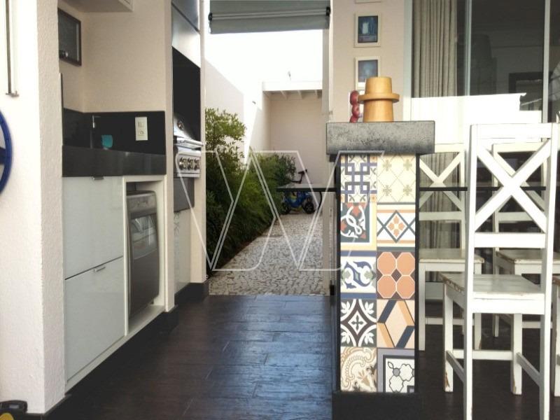 casa residencial em campinas - sp, loteamento alphaville - ca00848
