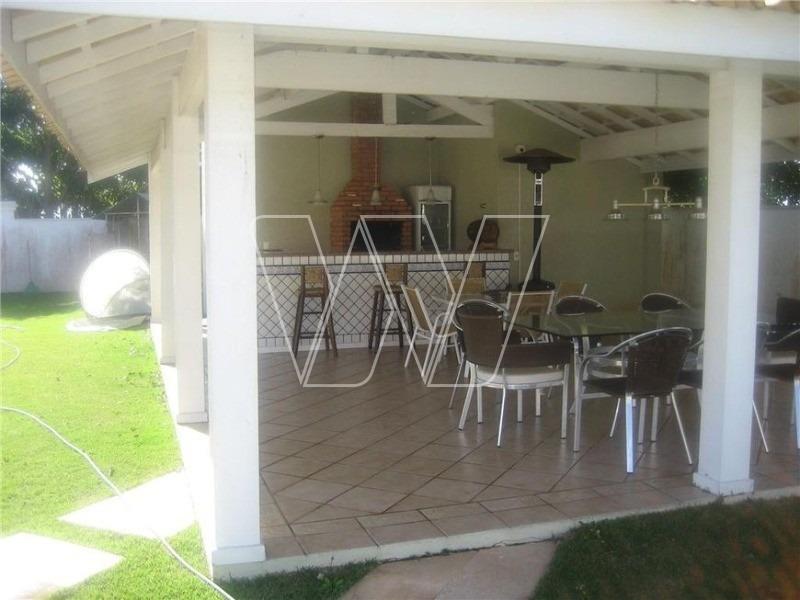 casa residencial em campinas - sp, loteamento caminhos de san conrado - ca00841