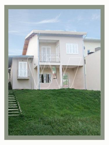 casa residencial em campinas - sp, loteamento caminhos de sao conrado (sousas) - ca00991