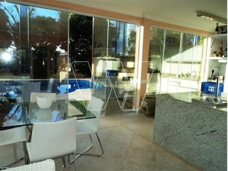 casa residencial em campinas - sp, notre dame - ca00886
