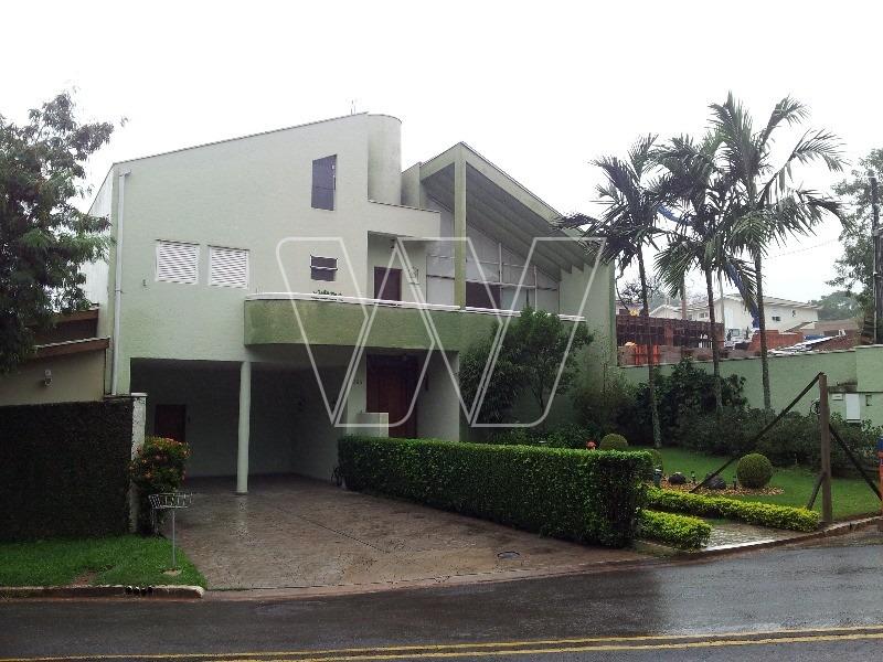 casa residencial em campinas - sp, parque da hípica - ca00874