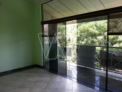 casa residencial em campinas - sp, parque da hípica - ca00912