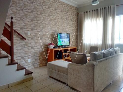 casa residencial em campinas - sp, parque das hortencia - sousas - ca00964