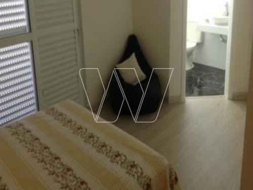casa residencial em campinas - sp, parque quaresmeiras - alphaville - ca00824