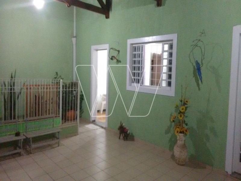 casa residencial em campinas - sp, parque santa barbara - ca00879