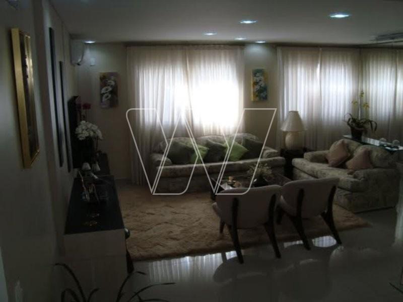 casa residencial em campinas - sp, parque taquaral - ca00854