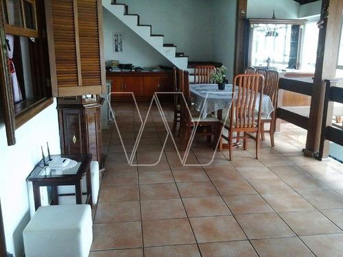 casa residencial em campinas - sp, parque via norte - ca00954