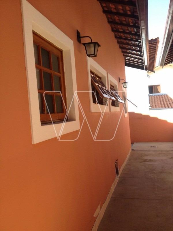 casa residencial em campinas - sp, san conrado - ca01052