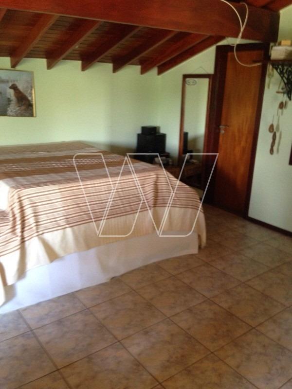 casa residencial em campinas - sp, san conrado (sousas) - ca00909