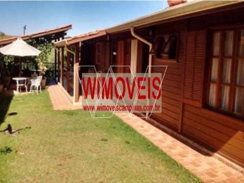 casa residencial em campinas - sp, sousas - loteamento caminhos de san conrado - ca01007