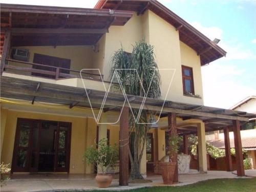 casa residencial em campinas - sp, sousas - san conrado - ca00981