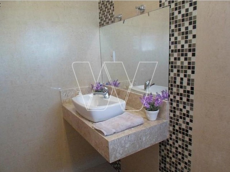 casa residencial em campinas - sp, swiss park - ca00863