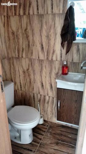 casa residencial em indaiatuba - sp, jardim uniao - ca01274