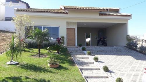 casa residencial em indaiatuba - sp, vila residencial green park - ca01243