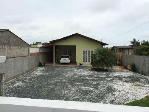 casa residencial em penha - sc, nossa sra de fátima - 190j