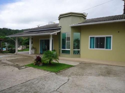 casa residencial em penha - sc, praia alegre - 1300f