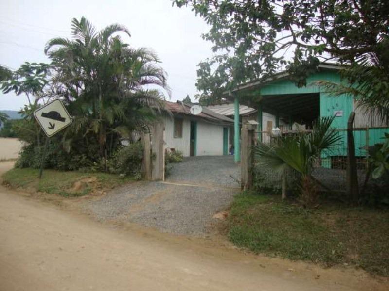 casa residencial em penha - sc, praia alegre - 340f