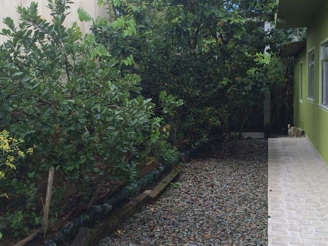 casa residencial em penha - sc, praia de armação - 420m