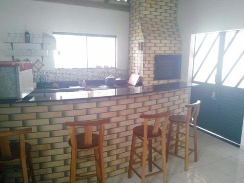 casa residencial em penha - sc, praia de armação - 450t