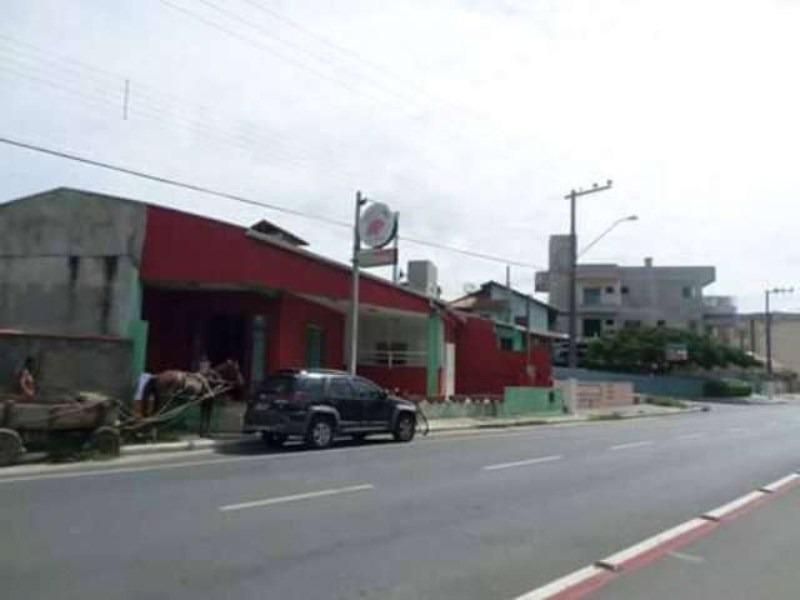 casa residencial em penha - sc, praia de armação - 650s