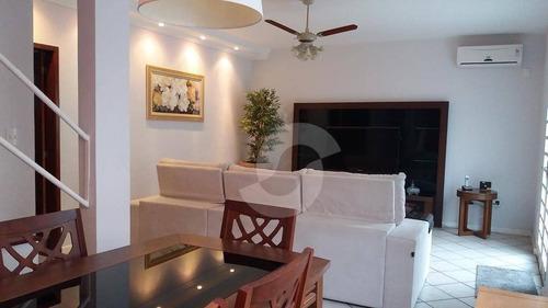 casa residencial em pequeno condomínio para venda e locação, pendotiba, niterói. - ca1258