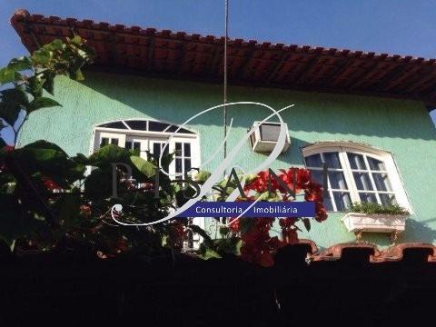 casa residencial em rio de janeiro - rj, campo grande - ca00312