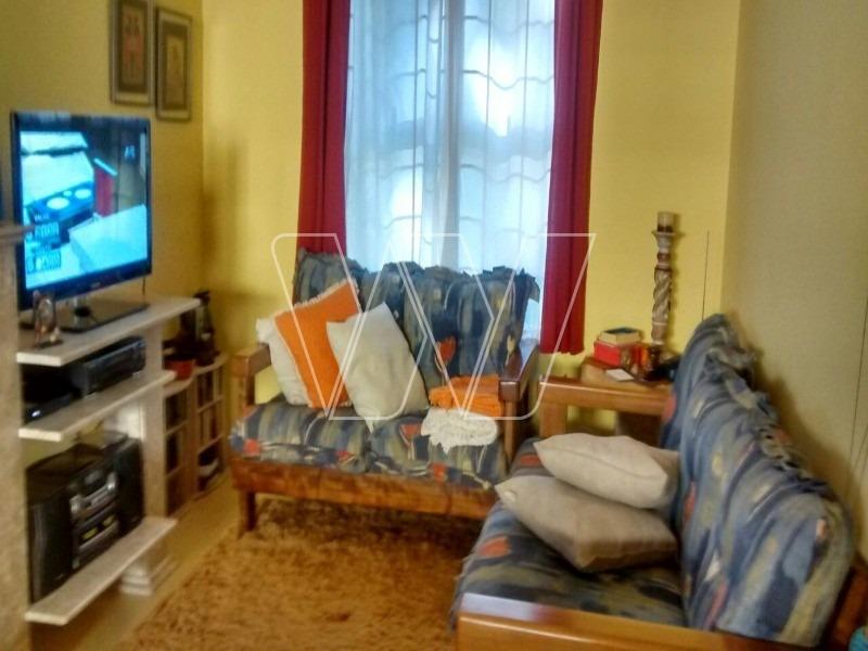 casa residencial em sumare - sp, residencial villa flora - ca00717