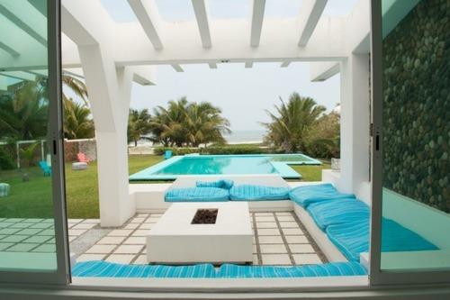 casa residencial en costa esmeralda, veracruz