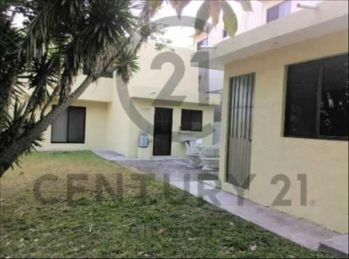 casa residencial en renta, fracc. las villas, tampico, tamaulipas.