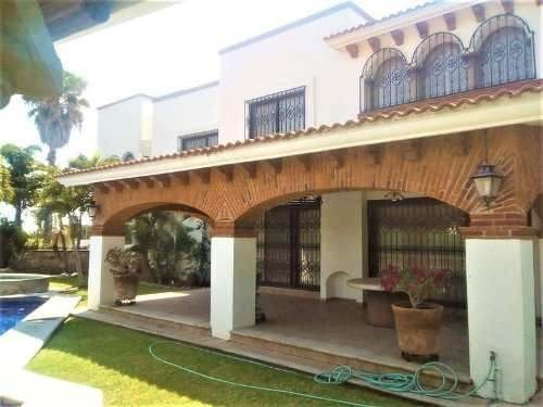 casa residencial en venta lomas de cocoyoc, morelos